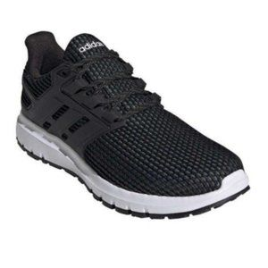 ADIDAS Black Ultimashow Running Sneakers Size 8